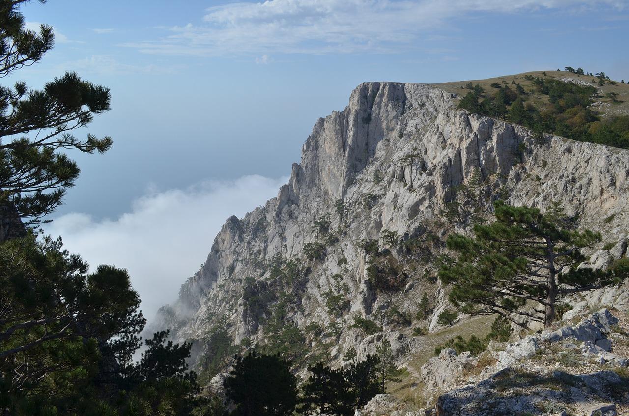 Самая высокая гора в Крыму