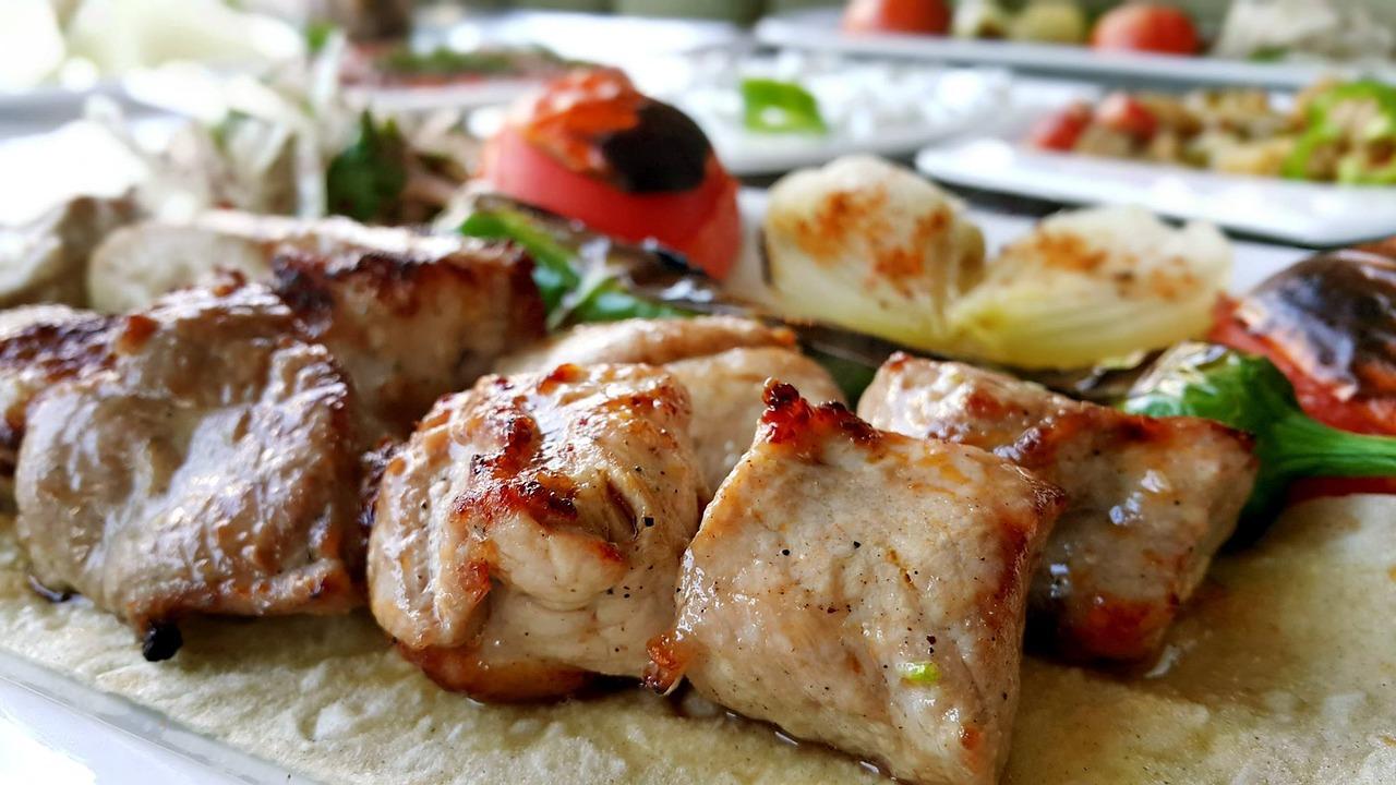 Самый вкусный шашлык – на Кавказе