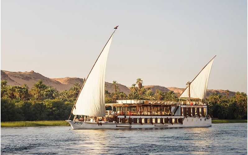 Нил, Египет