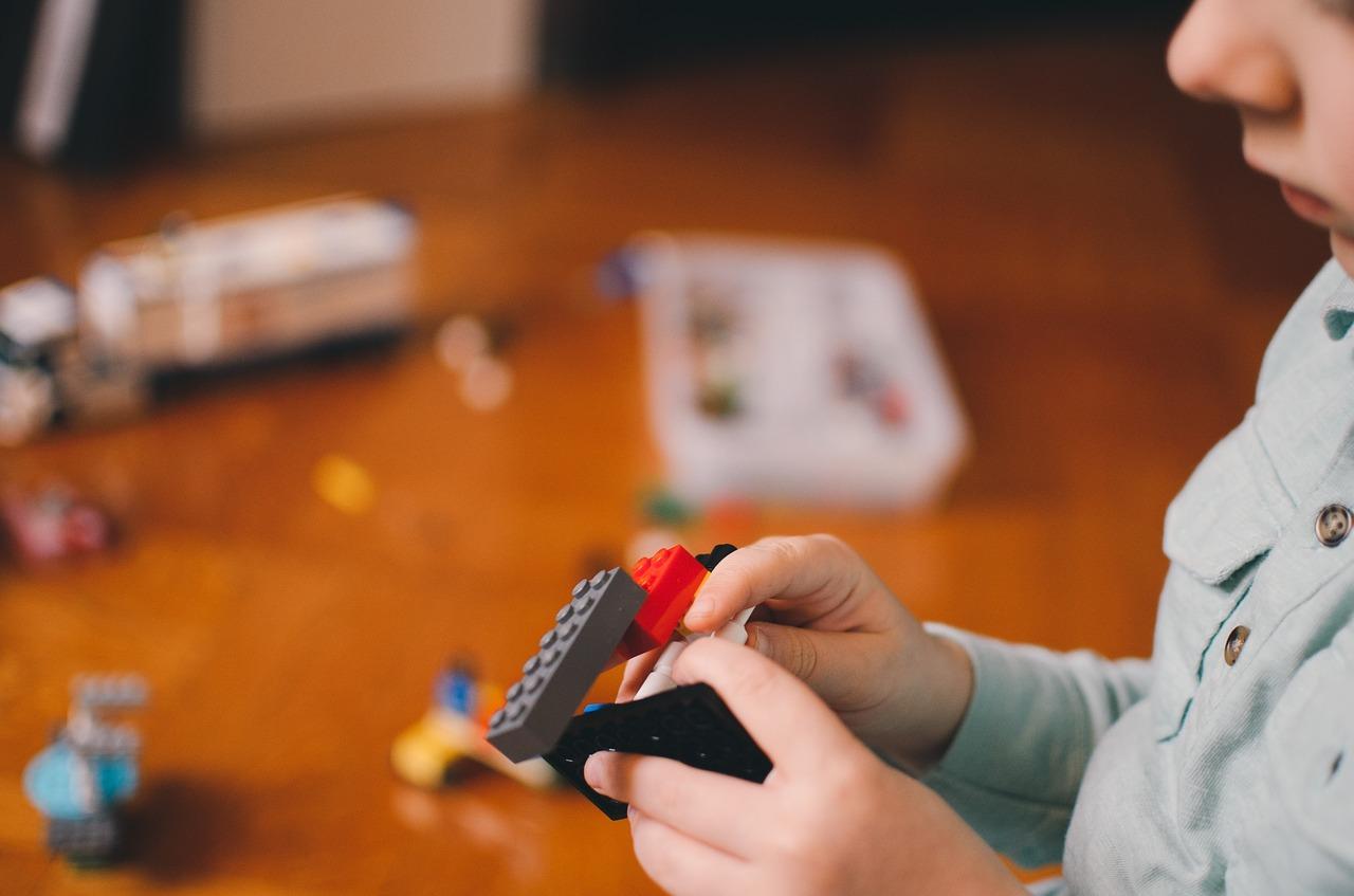 Конструкторы LEGO: разве может быть игра более увлекательной