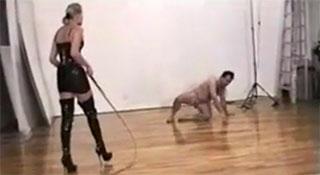 Госпожа наказывает раба / Pain Slut!!! (2007)