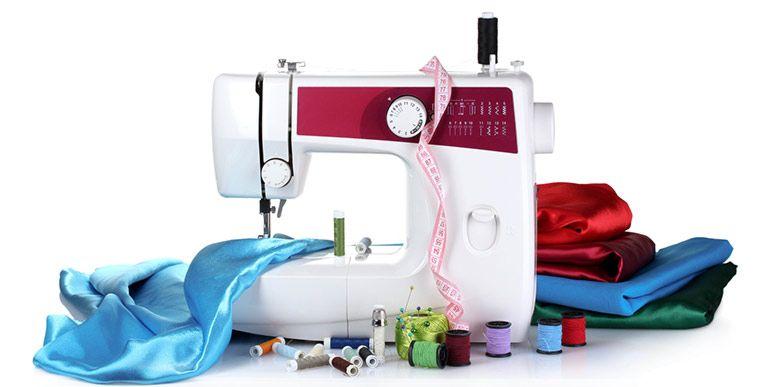 Виды швейного оборудования для бытового использования