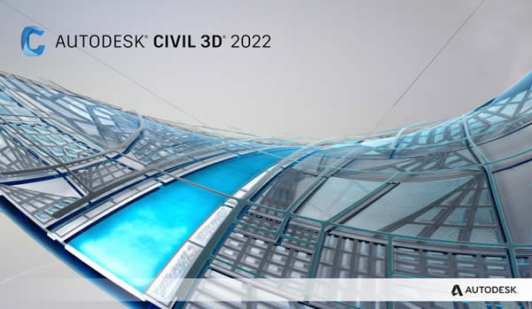 Civil 3D Addon for Autodesk AutoCAD 2022 (x64)