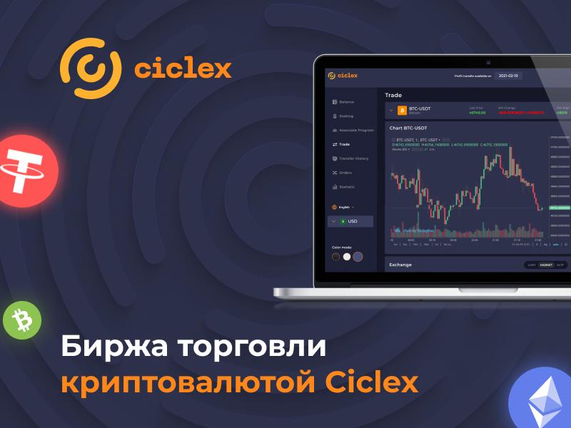 Криптовалютная биржа по отзывам о Сайклекс