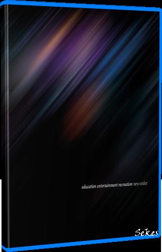 New Order - Education, Entertainment, Recreation (2021, Blu-ray)