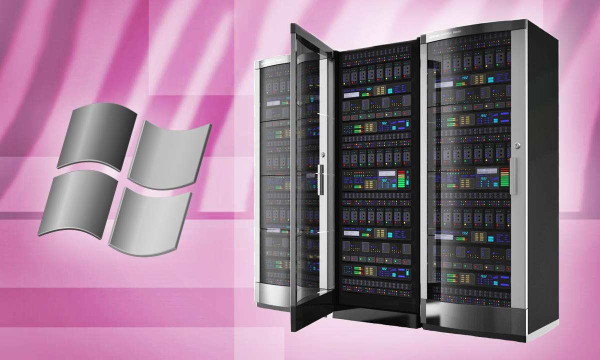 Аренда сервера на Windows, облачный и виртуальный хостинг от компании «Дельтахост»