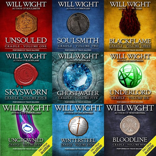 Cradle Series Book 1-9 - Will Wight