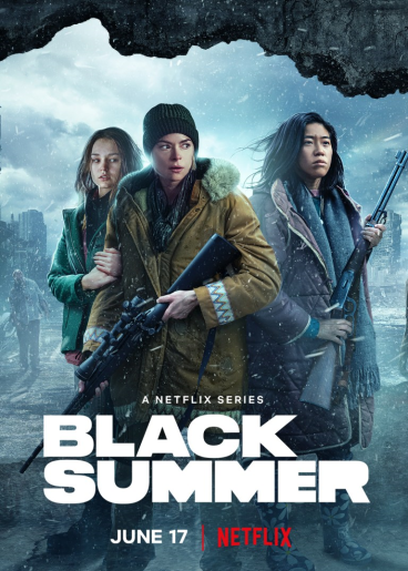 Чёрное лето / Black Summer [Сезон: 2] (2021) WEB-DL 1080p | VSI Moscow