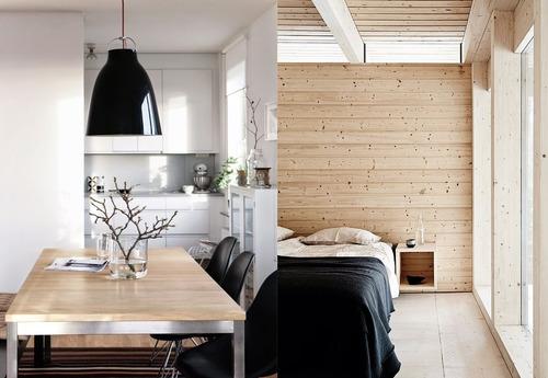 Шведский интерьер в стиле lagom