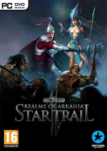 Realms of Arkania: Star Trail – Digital Deluxe Edition, v1.10 + DLC + Bonus Content
