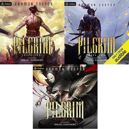 Pilgrim Series Book 1-3 - Harmon Cooper