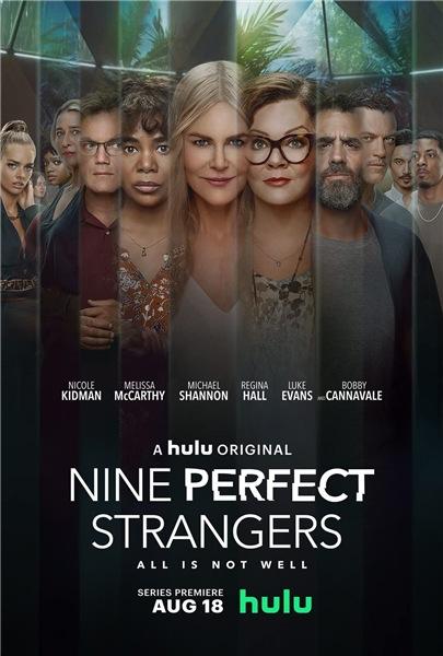 Девять совсем незнакомых людей / Девять незнакомцев / Nine Perfect Strangers [Сезон: 1, Серии: 1-7 (8)] (2021) WEB-DL 1080p | LostFilm