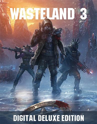Wasteland 3: Digital Deluxe Edition – Steam v1.5.3.305909 + 3 DLCs + Bonus Content