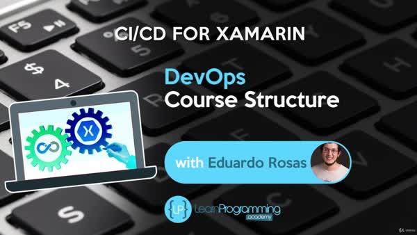 Udemy - Master CI/CD for Xamarin
