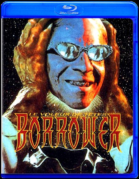 Инопланетянин в чужом теле / The Borrower (1991) HDRip-AVC от ExKinoRay | P2