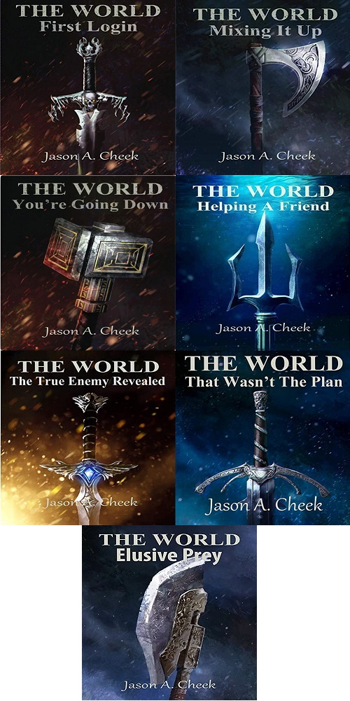 The World Series Books 1-7 - Jason Cheek