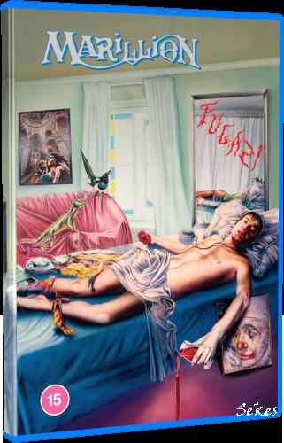 Marillion - Fugazi (Deluxe Edition) (Reissue) 1984 (2021, Blu-ray)