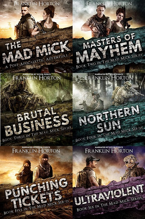 The Mad Mick Series Book 1-6 - Franklin Horton