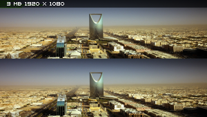 Аравия в 3Д / MacGillivray Freeman's Arabia 3D  Вертикальная анаморфная