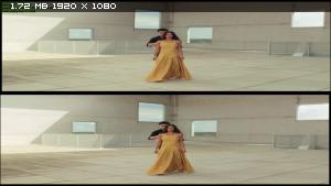 Пина: Танец страсти в 3Д / Pina 3D Вертикальная анаморфная