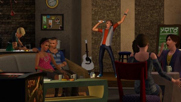 Шестой аддон The Sims 3™ Шоу-бизнес 88f602bc734f32d3354575f11ab47063