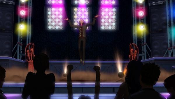 Шестой аддон The Sims 3™ Шоу-бизнес F4426cb35692b595d599b121c459aeca