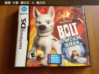 Bolt: Be-Awesome Edition [USA] [NDS]