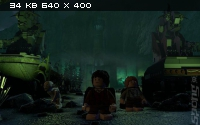 LEGO The Lord of the Rings [NTSC] [Wii]