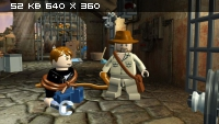 LEGO Indiana Jones 2: The Adventure Continues [PAL] [Wii]