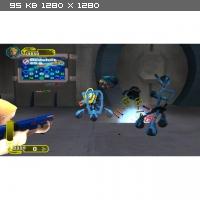 NERF N-Strike Double: Blast Bundle [NTSC] [Wii]