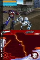 Transformers: Dark of the Moon - Autobots [EUR] [NDS]