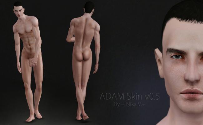 скачать мод на мужское достоинство для симс 4