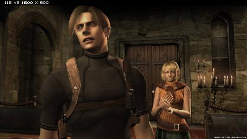 Обсуждение Resident Evil 4: Ultimate HD Edition PC 4fa40e872b2eb8c605431fcb89132278