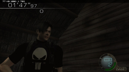 Leon the Punisher Ultra HD 93741d73aef598d361636dc3933aa6d0