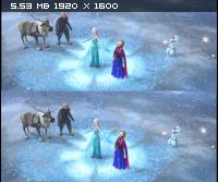Холодное сердце 3D / Frozen 3D (2013) BluRay CEE + BD Remux [2D / 3D] + BDRip 1080p