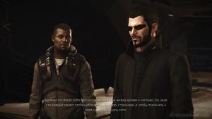 Deus Ex: Разделённое Человечество / Deus Ex: Mankind Divided (2016) WEBRip 720p