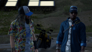 Watch Dogs 2 (2016) WEBRip 1080p | D