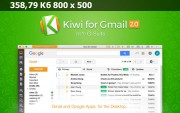 Kiwi for Gmail 2.0.6 (2017) Eng