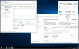 Windows 10 1709 Pro for Workstations 16299.15 rs3 PIP by Lopatkin (x86-x64) (2017) Rus