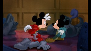 Микки Маус: Принц и нищий / Mickey Mouse: The Prince and the Pauper (1990) WEB-DL 1080p