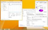 Windows 8.1 Pro 19099 ZZZ by Lopatkin (x86-x64) (2018) Rus