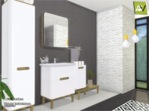 Ванные комнаты (модерн) - Страница 6 4229c632e1061357333e281734d9b9a7