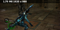 Cyber Sheva Capoeira Style Bio Suit 809e52767c8a72972fdacfa0ba34b993