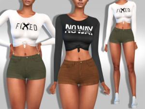 Повседневная одежда (юбки, брюки, шорты) - Страница 35 956fafdeec3ea7e973e9a69f515682bc