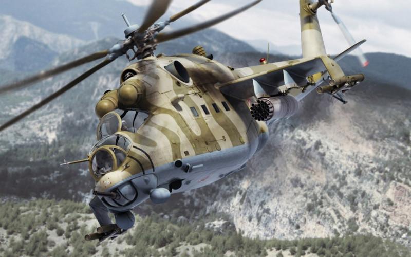 «Охота на Крокодила»: чем закончилась попытка грузинского Су-25 сбить российский вертолёт