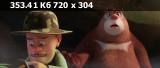 Скачать мультфильм Побег из джунглей / Boonie Bears: Blast Into the Past (2019)