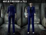 Moira в Синим костюме.  Cedb690de032ca11a2272051a2ecbec2