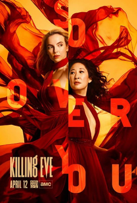 Убивая Еву / Killing Eve [Сезон: 3, Серии: 1-7 (8)] (2020) WEB-DL 1080p | NewStudio