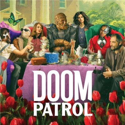 Роковой патруль / Doom Patrol [Сезон: 2, Серии: 1-4 (9)] (2020) WEB-DL 1080p | NewStudio
