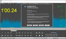 mp3DirectCut 2.31 (2020) PC